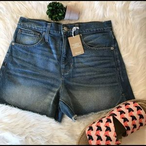 Madewell Sz 26 Vintage Collection Jean Shorts New